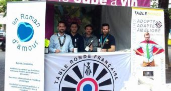 La Table Ronde de Rodez en Action pour un Roman d'Amour