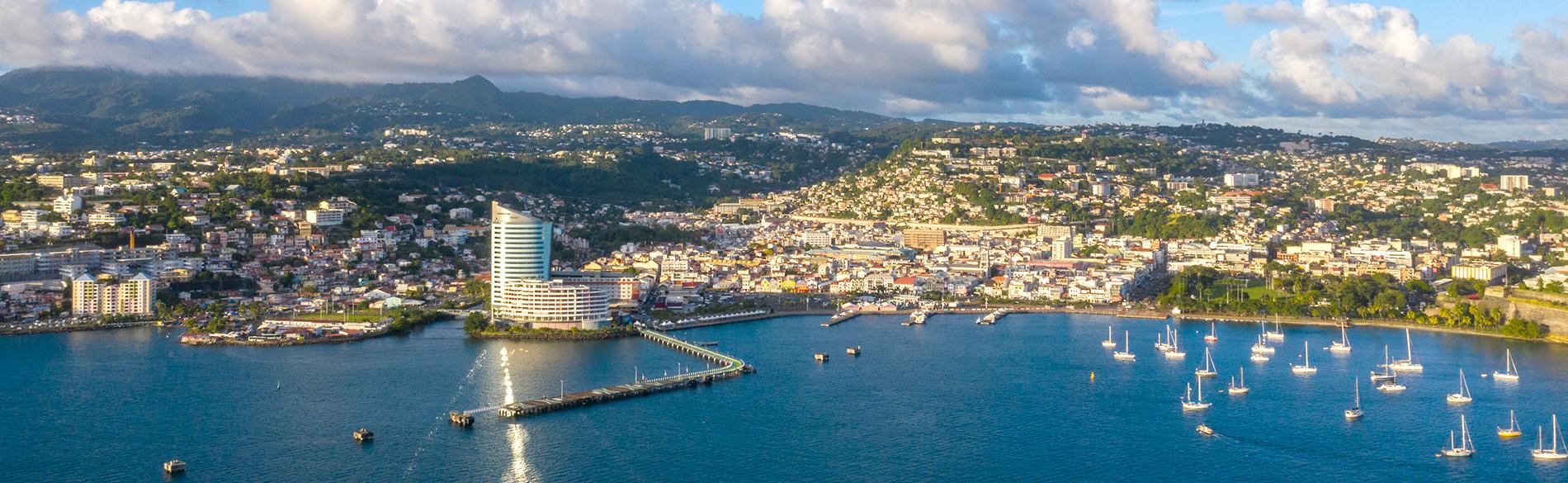 Antilles – Guyanne
