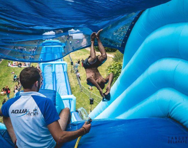 1ère Edition de l'Aquaride à Saumur