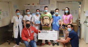 Aide aux Hôpitaux via l'association HAROZ